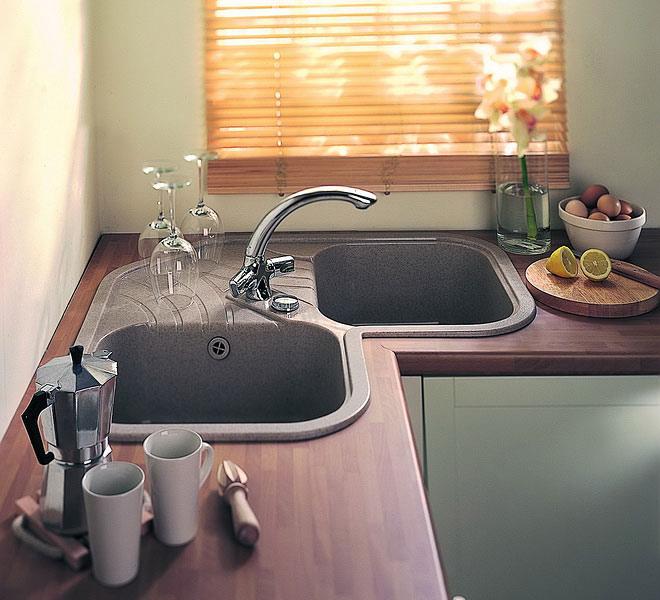 8bd5a456d5f1 Granitové kuchyňské dřezy » Kuchyňské dřezy